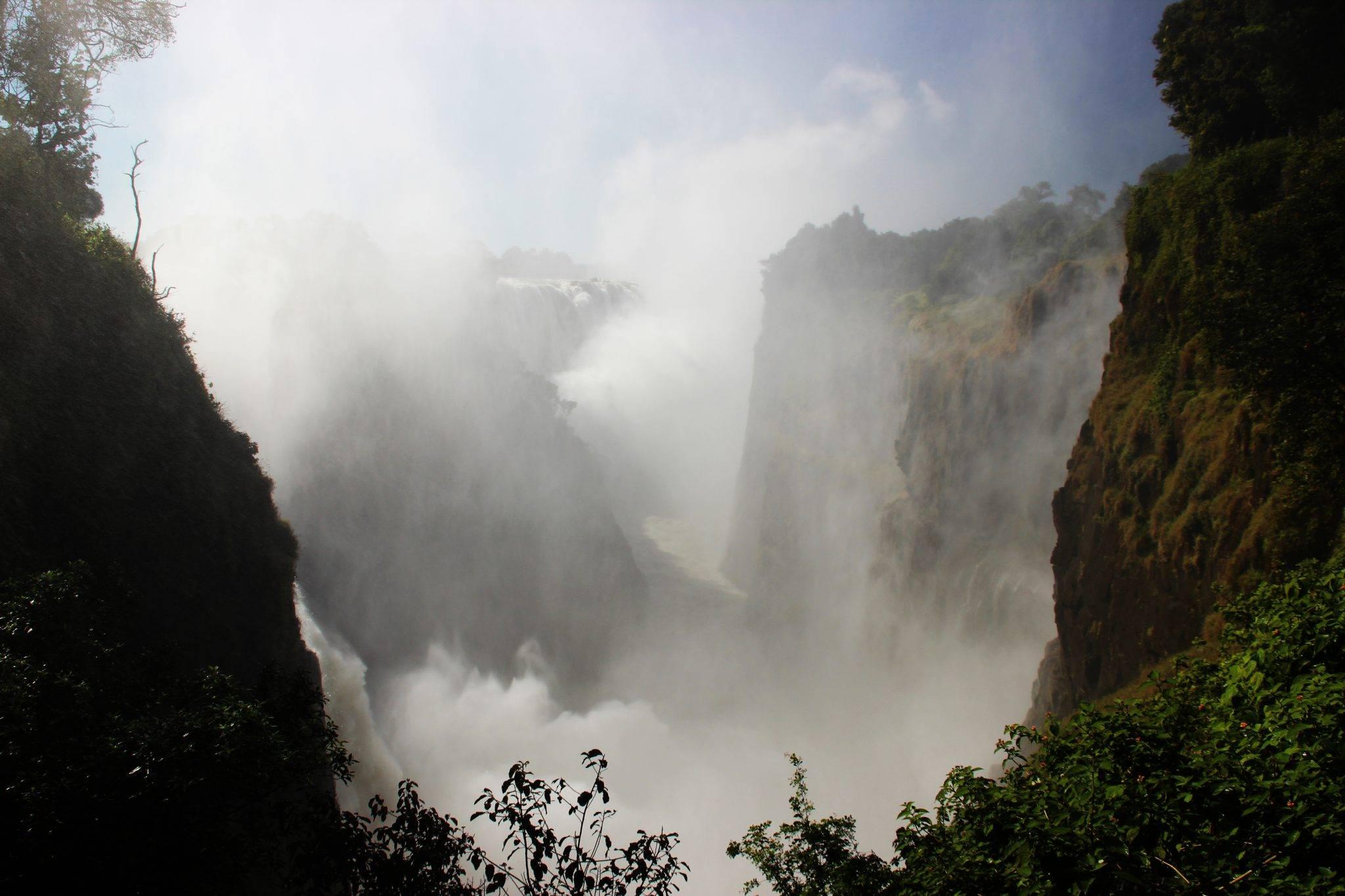 Reise durch Simbabwe
