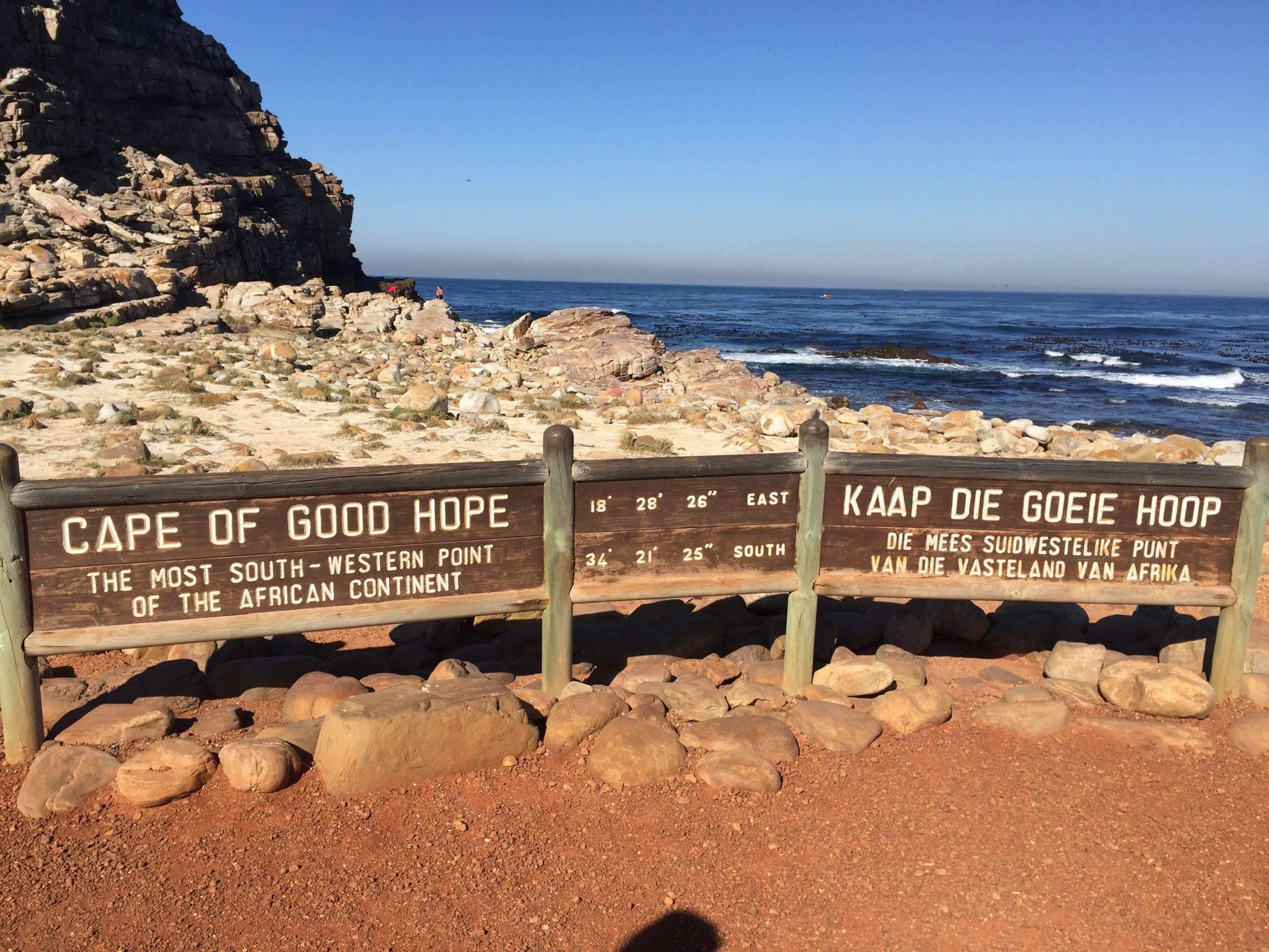 Attraktion Kapstadt