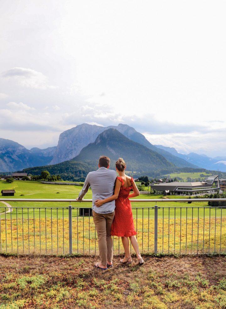 Salzkammergut Hotel Berge Reiseziele