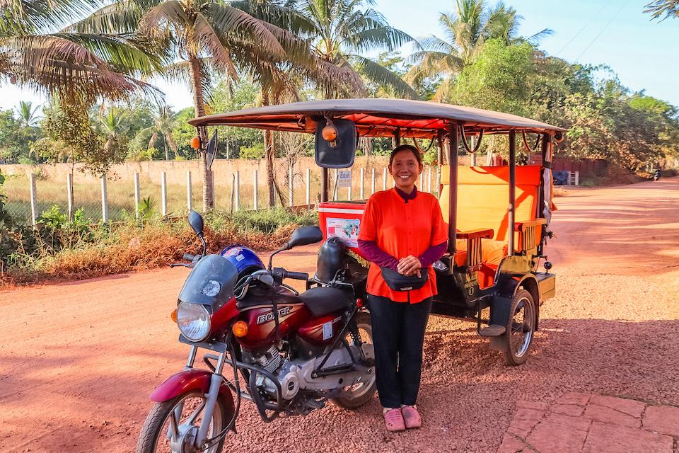 Reiseziele in Asien