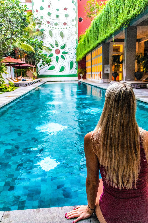 Amnaya Kuta Resort