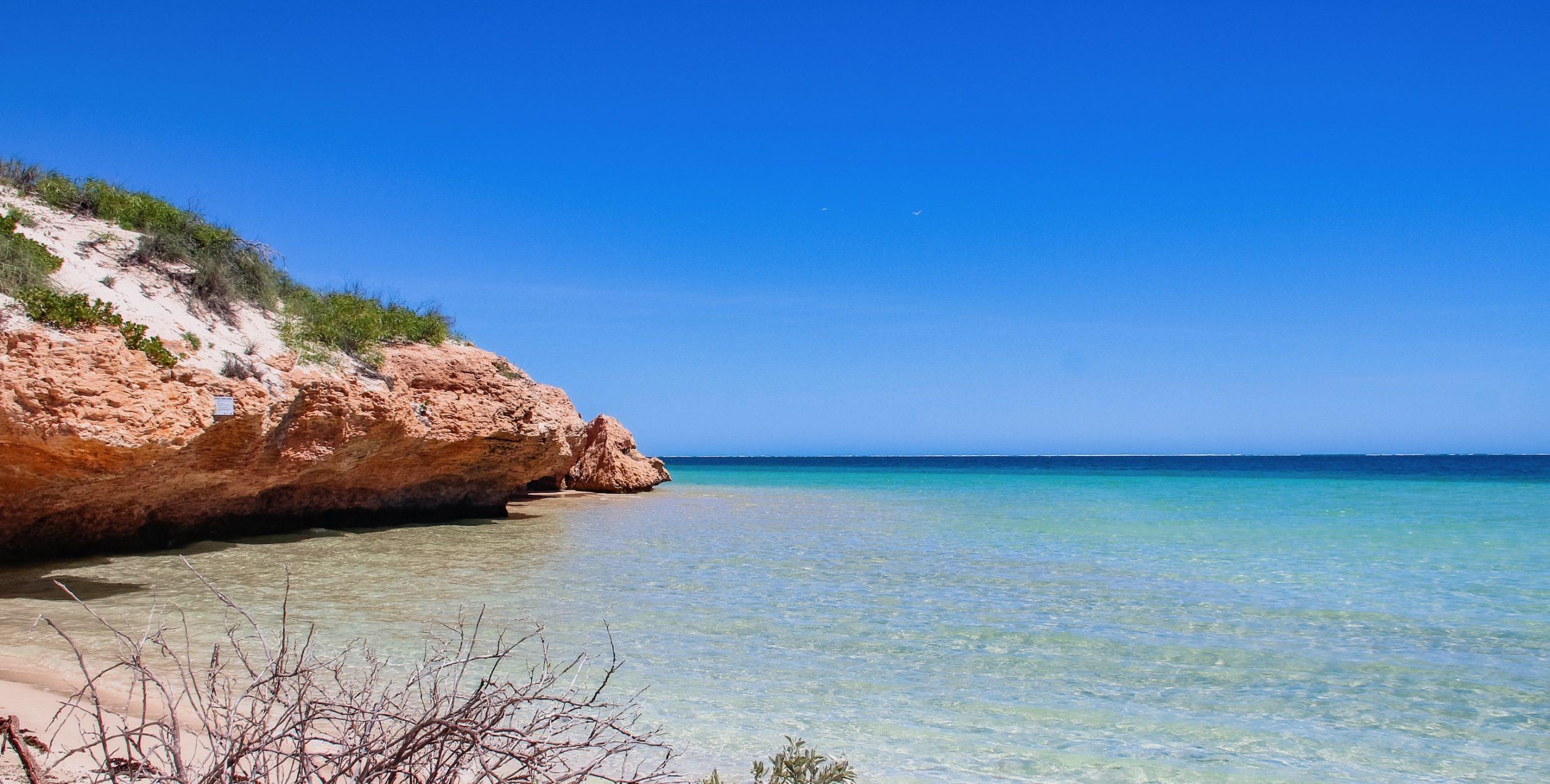Westaustralien Strände