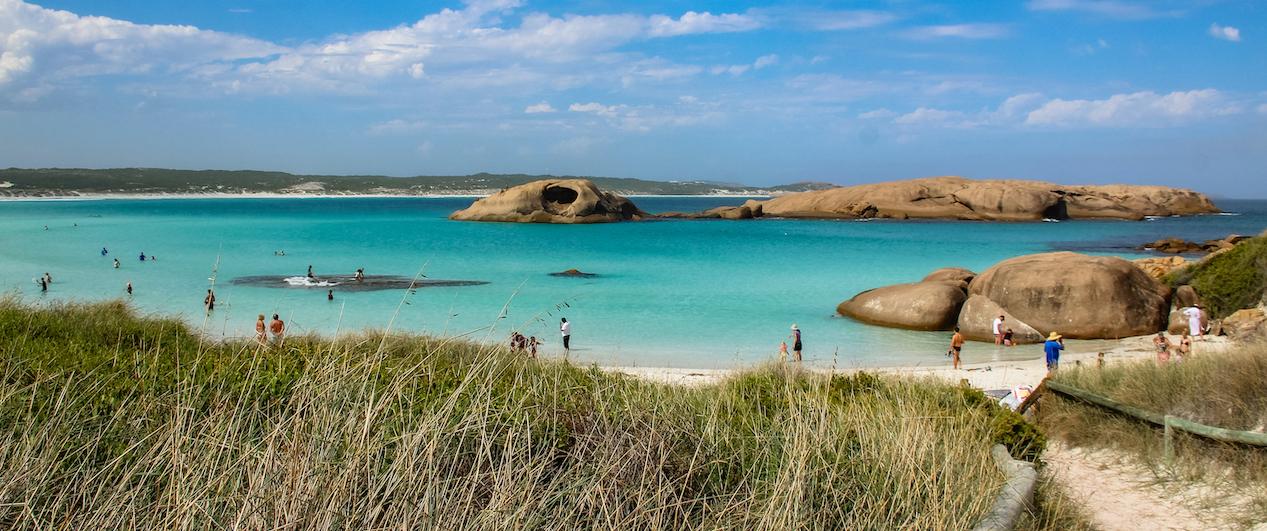 Westküste Australien