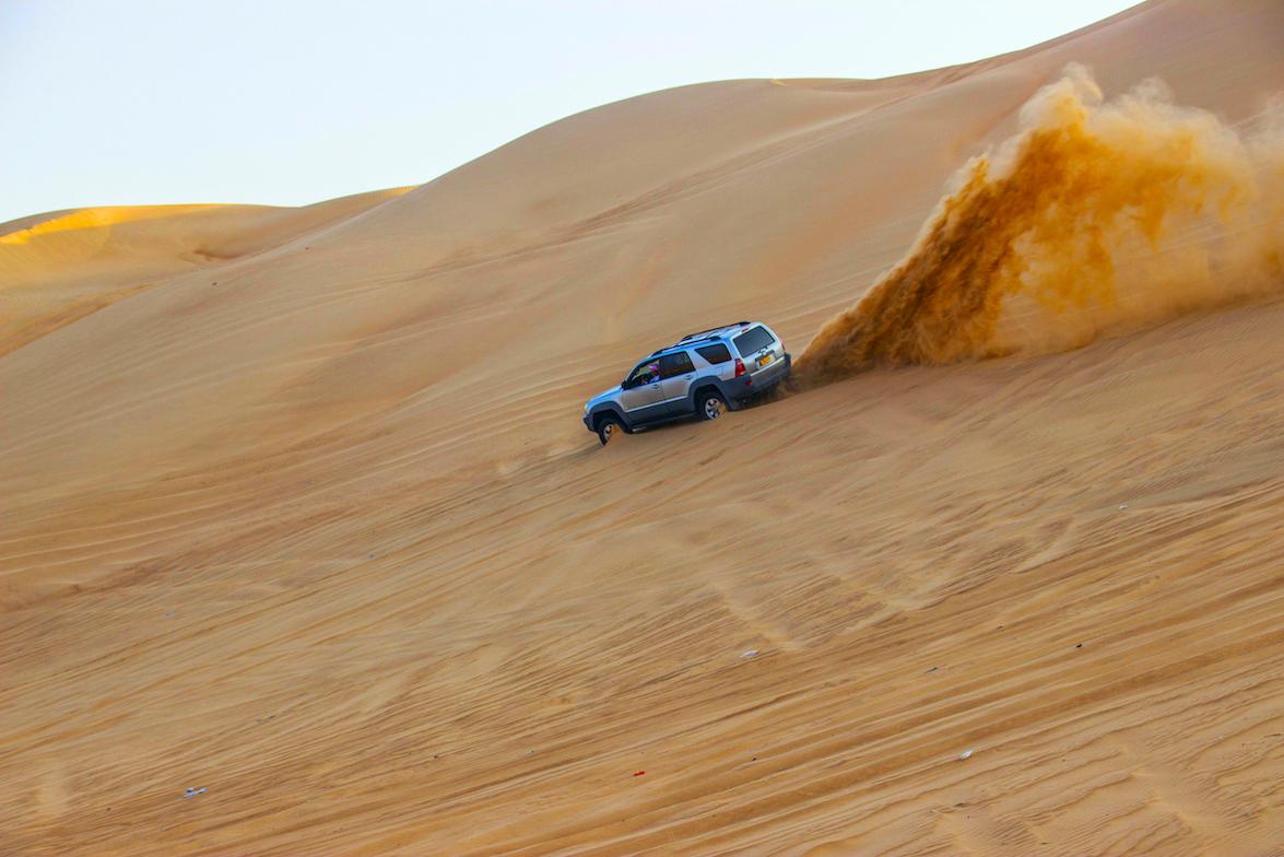 Wüstencamp Oman