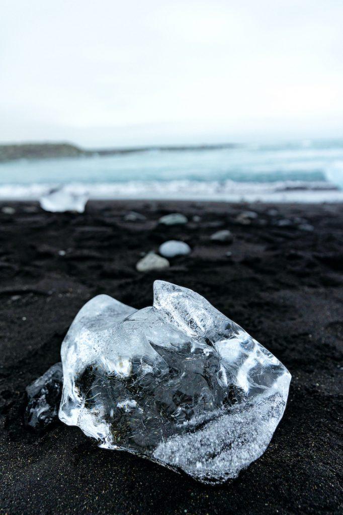 island strand diamond beach