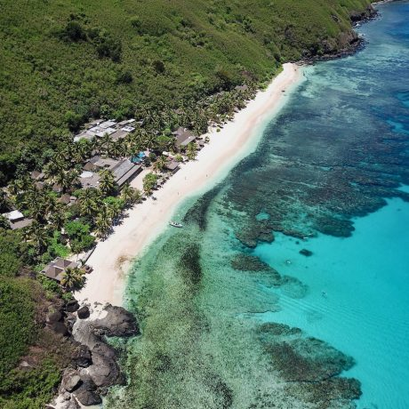 Fiji Strand Octopus Resort
