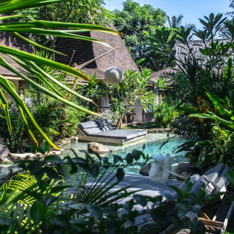 Eco Resort Indonesien